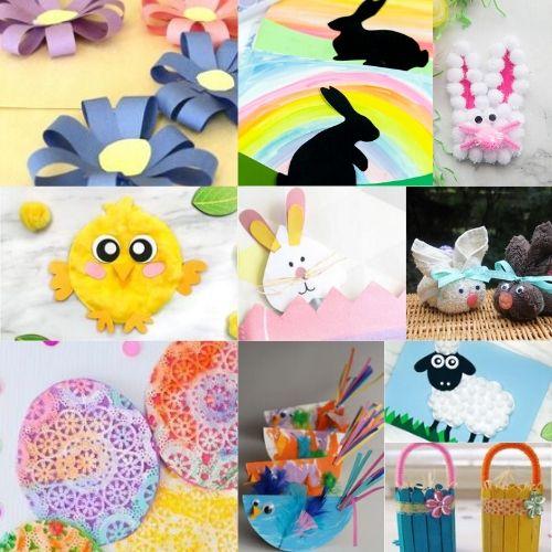 Easter art activities for kids