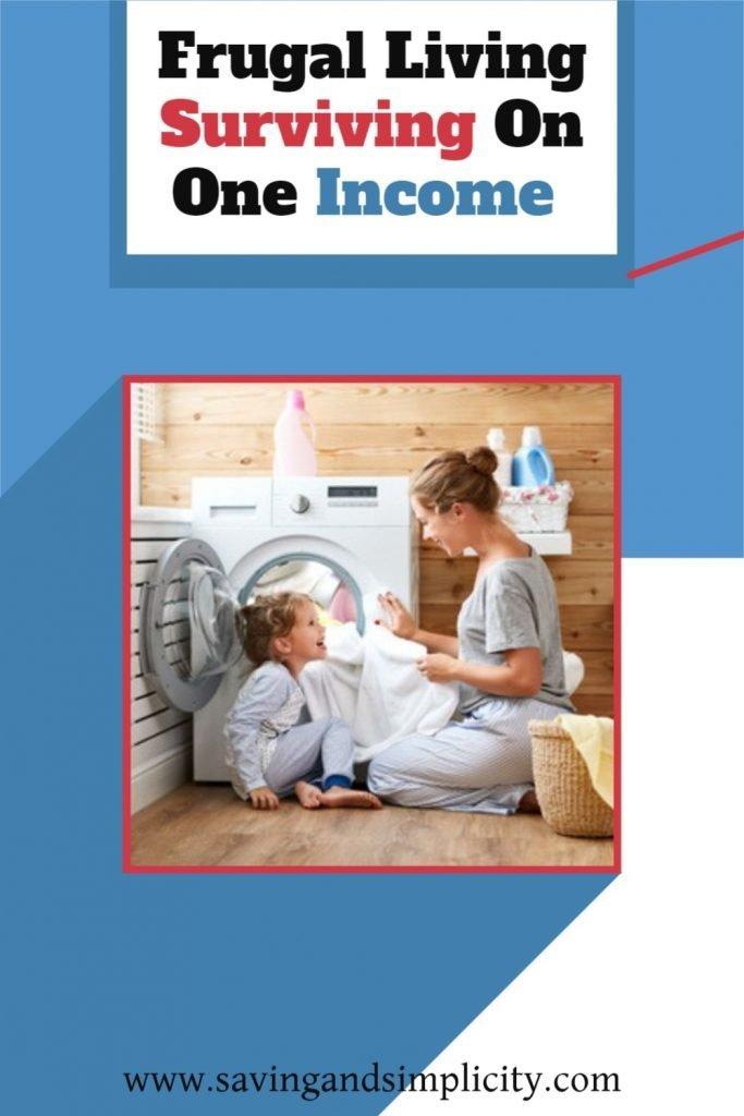 one income