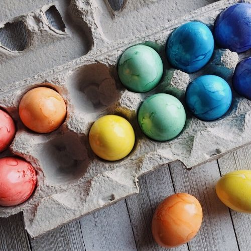 50 Amazing Easter Crafts For Kids