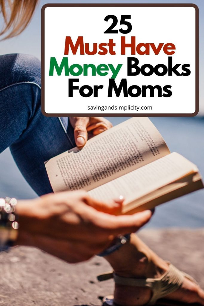 money books for moms