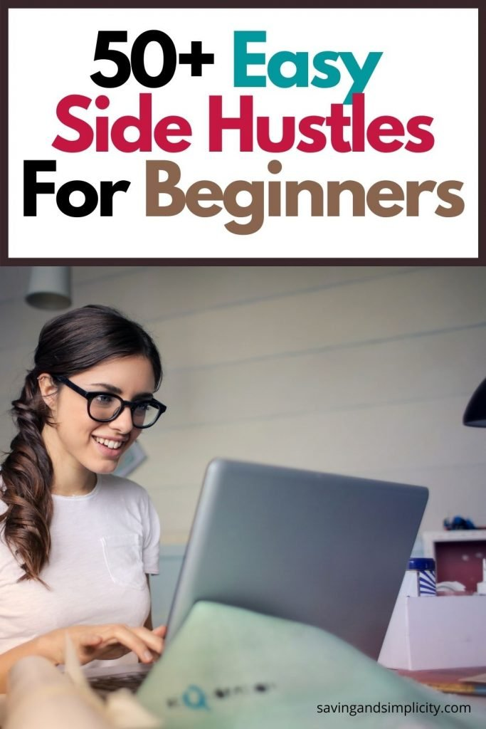 side hustles for beginners