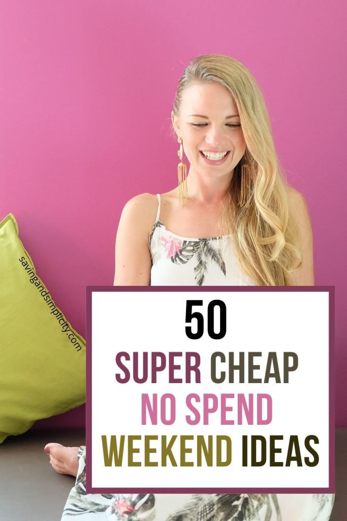 cheap weekend