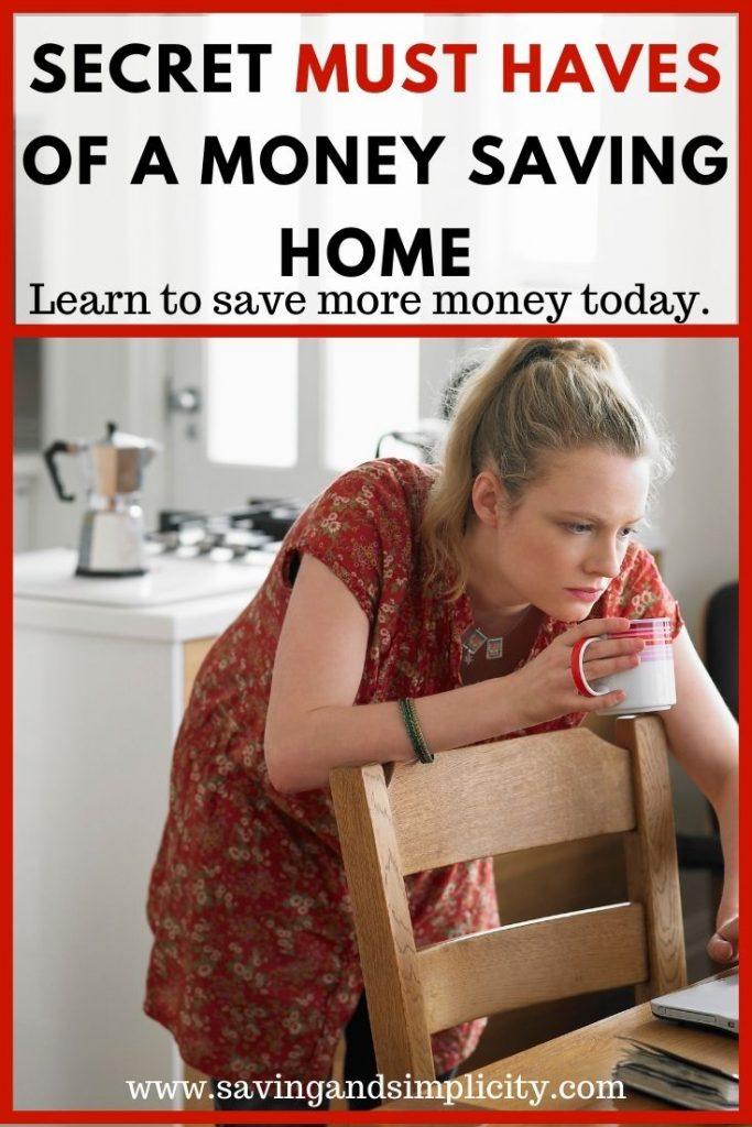 money saving home