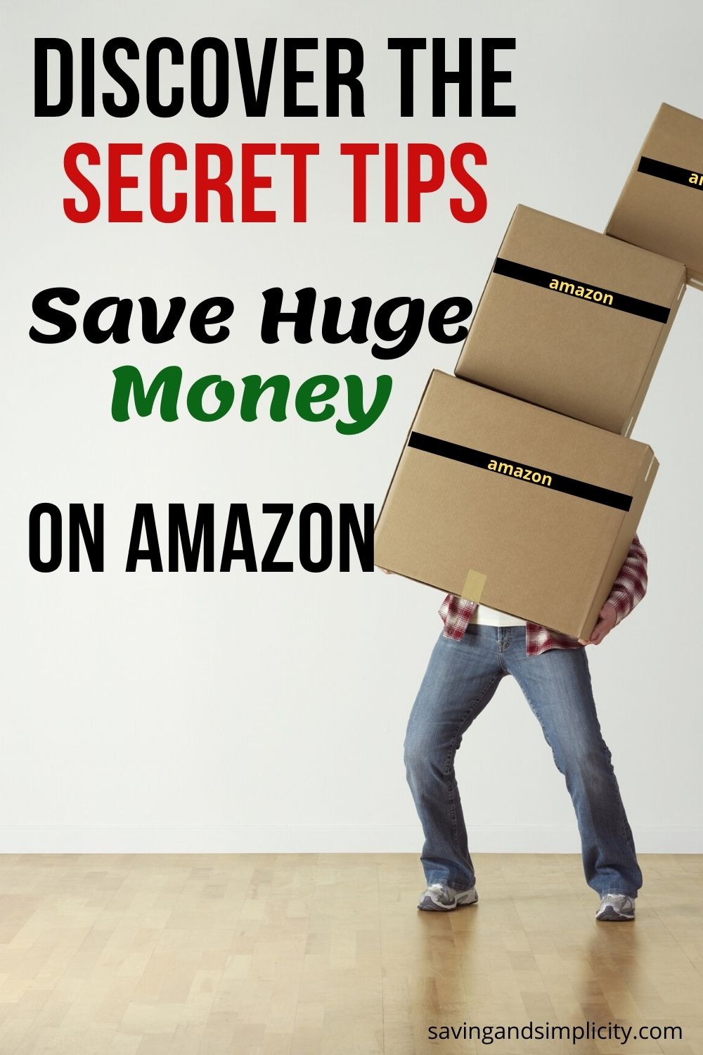 tips save money on amazon