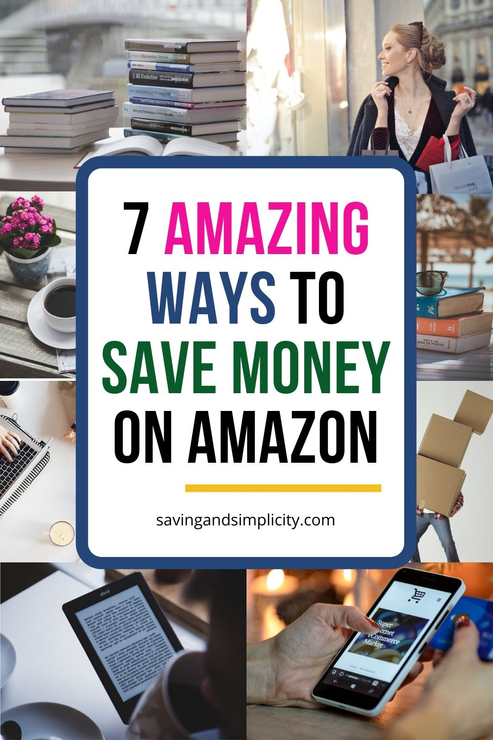 secrets to saving with amazon