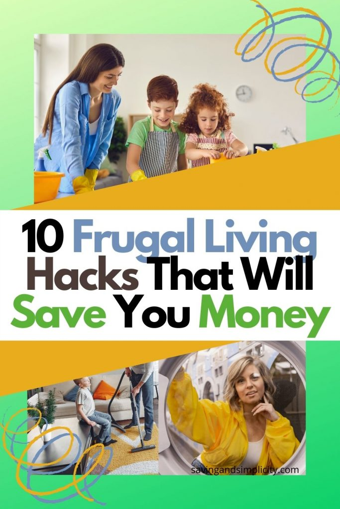 frugal hacks