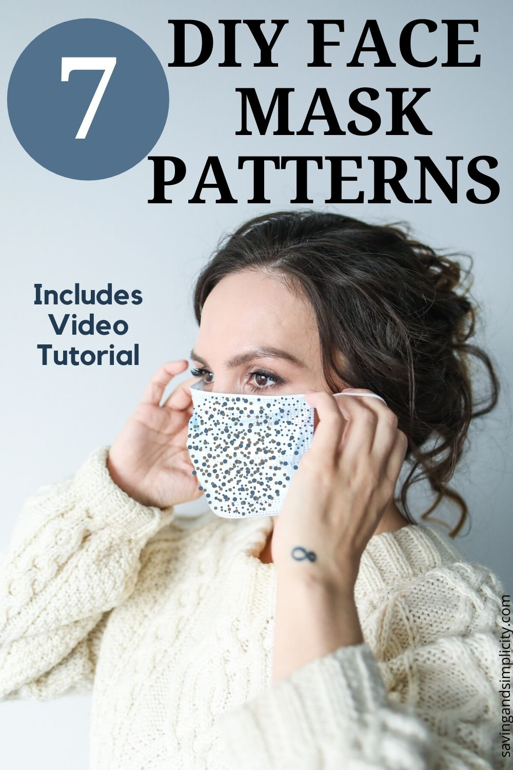 diy face mask patterns