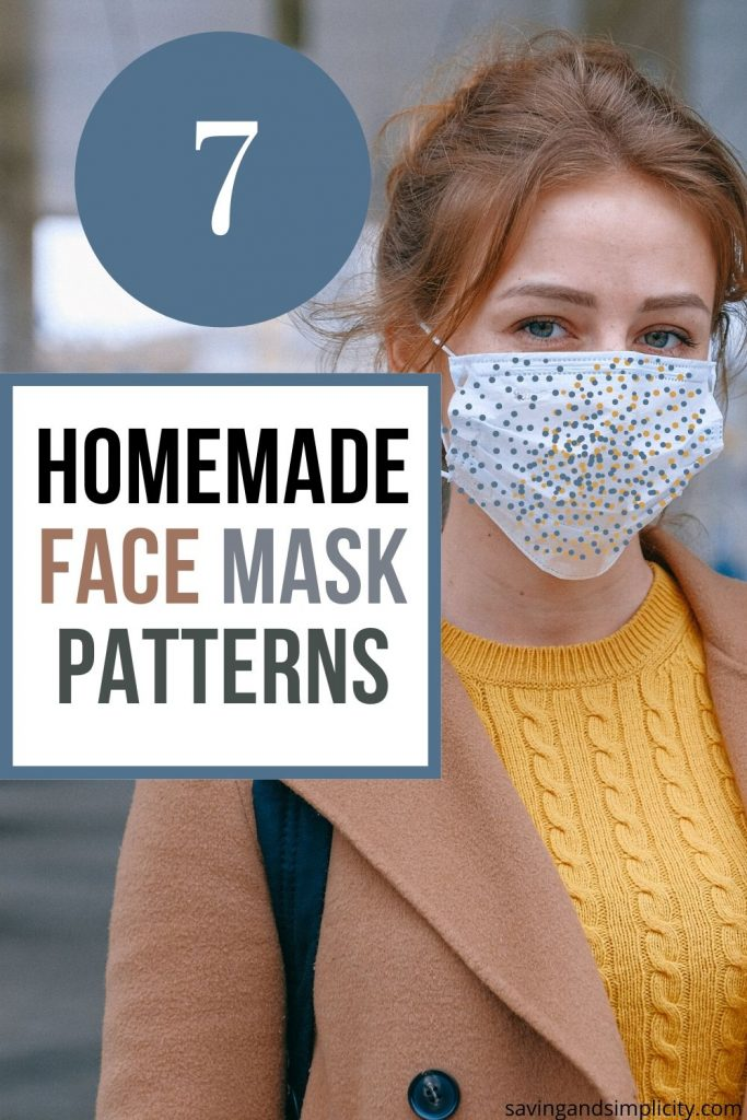 homemade face mask