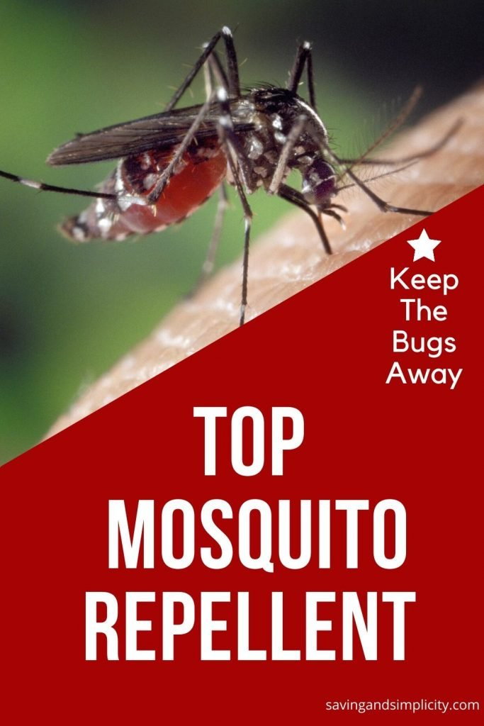 top mosquito repellent
