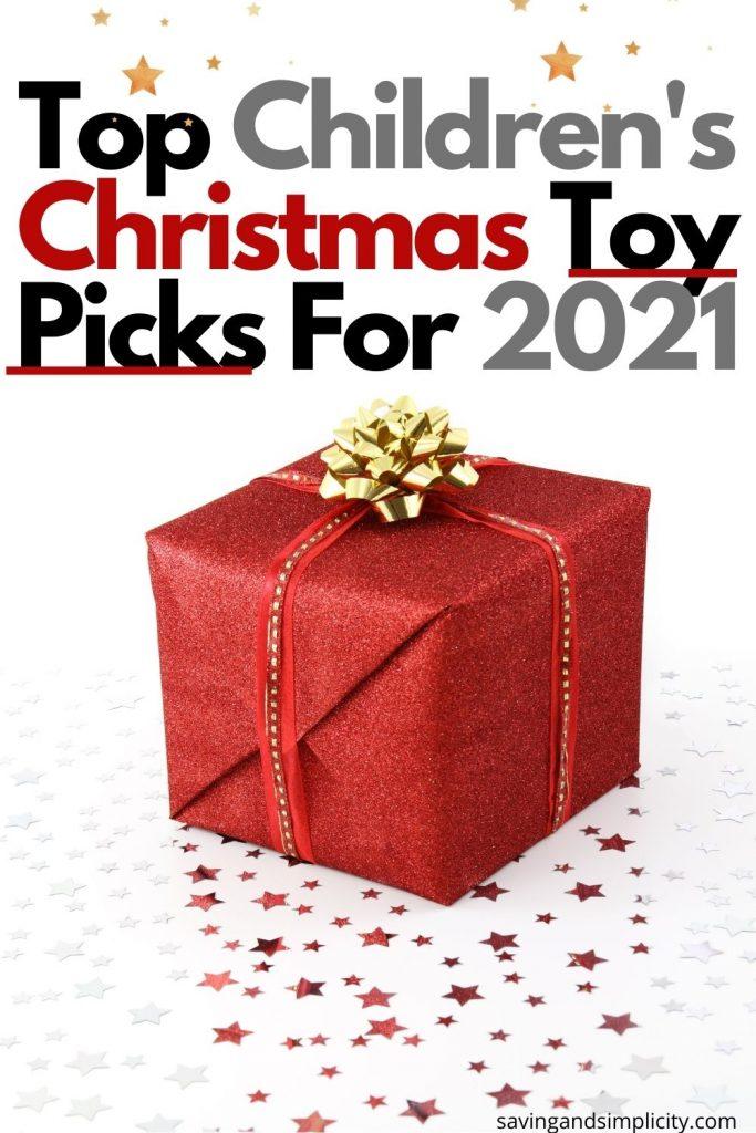 top toy picks 2021