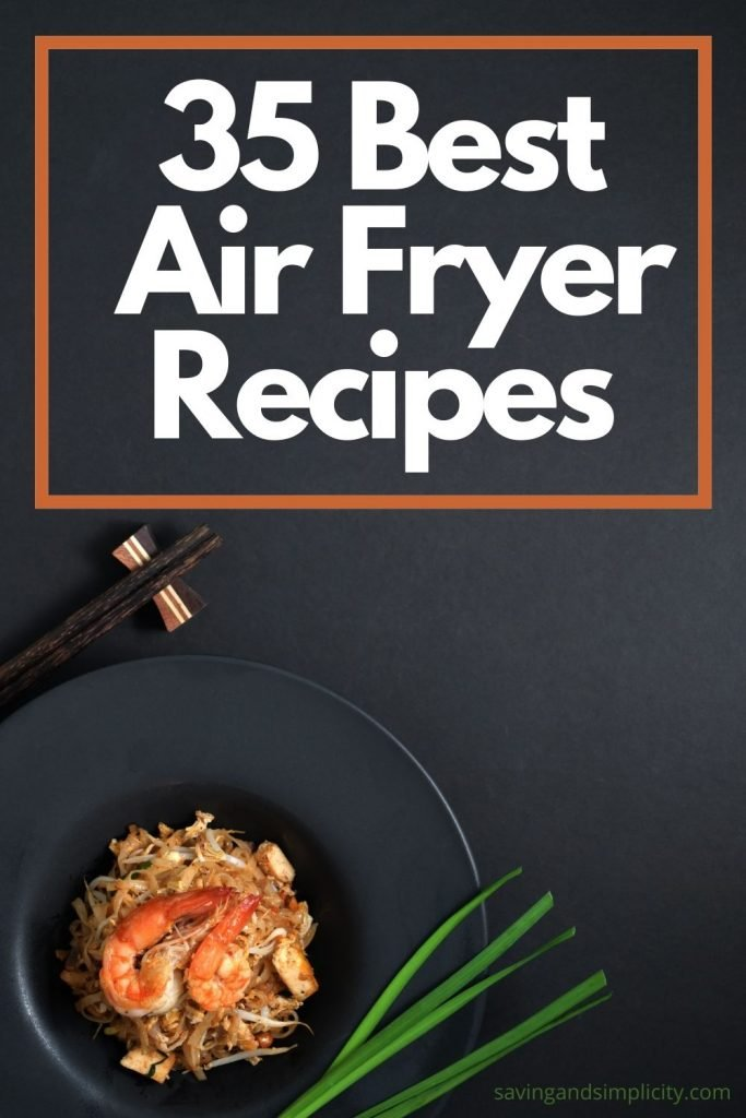 air fryer recipe
