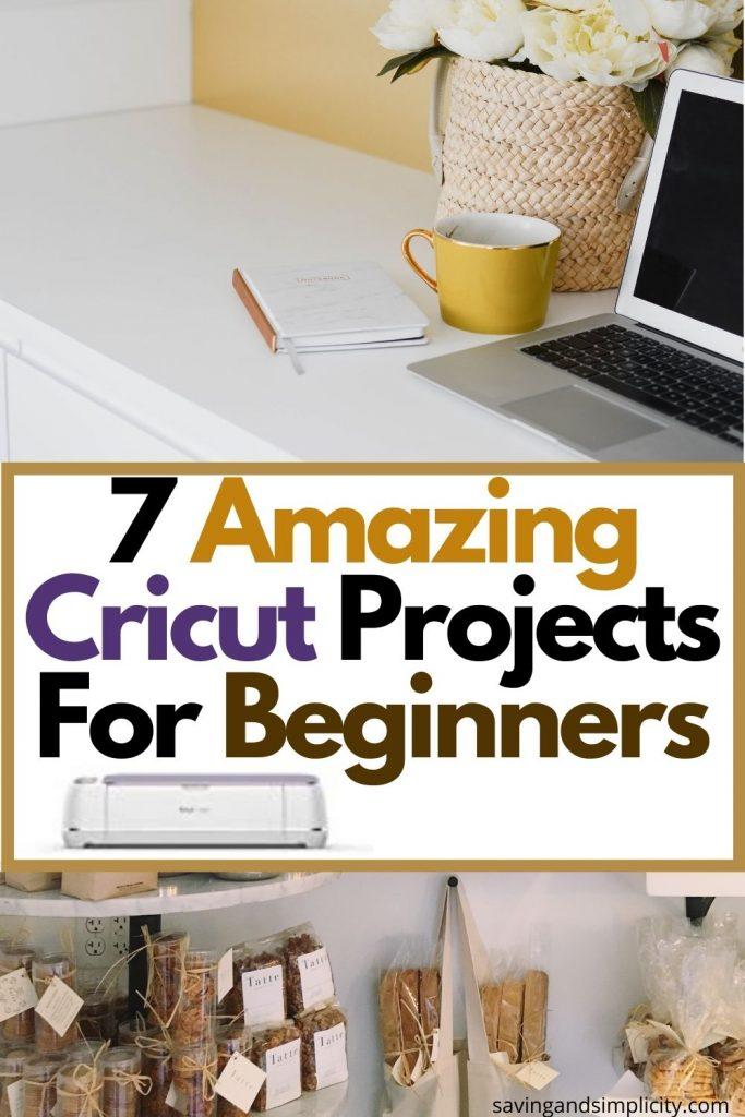 cricut projects beginner