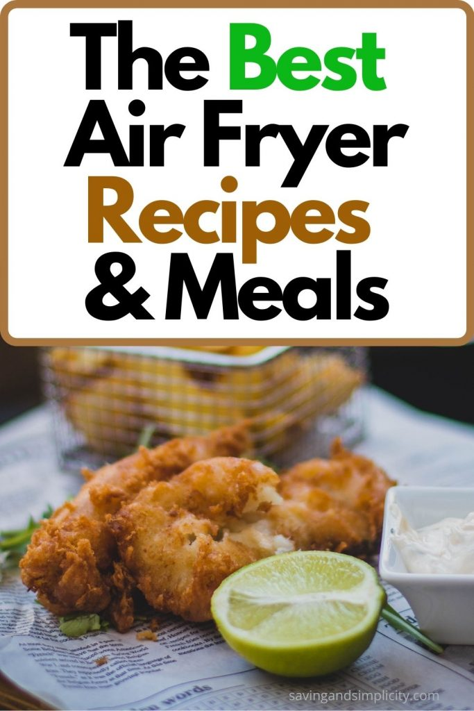 best air fryer recipes