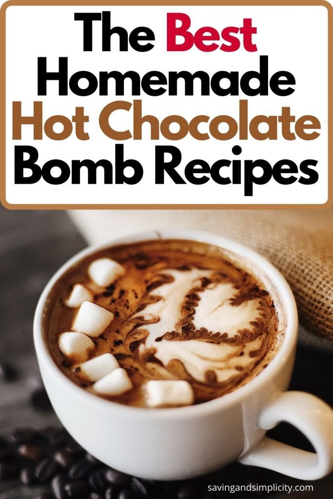 hot chocolate bomb recipe