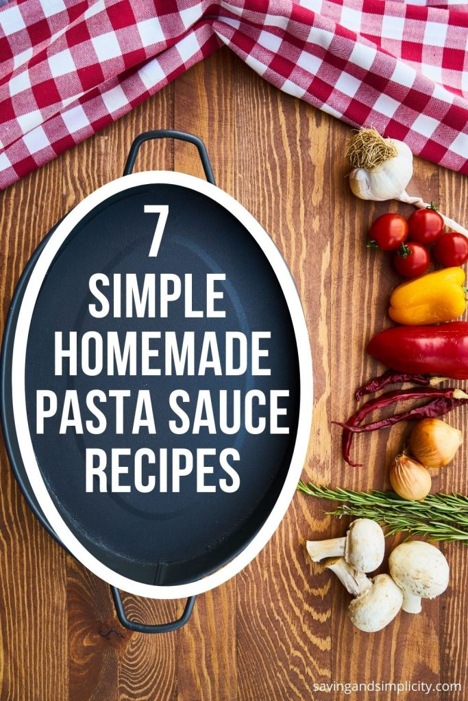 cheap pasta sauce