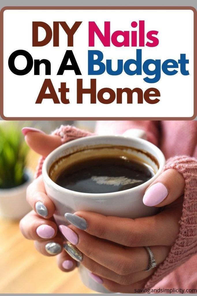 Nägel auf ein Budget