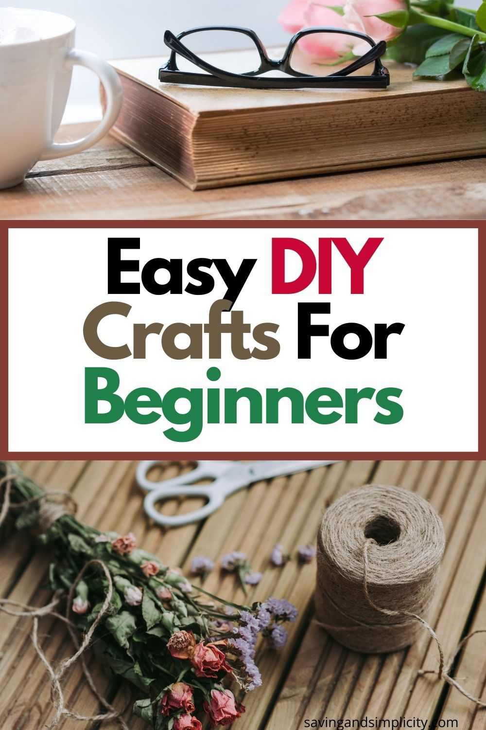 easy diy crafts for beginners