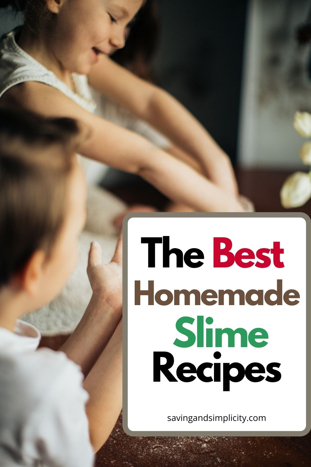 best slime recipes