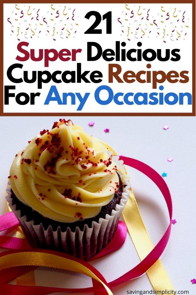 cupcakes recipes
