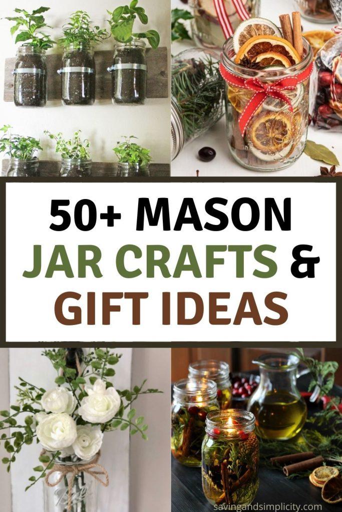 mason jar gift ideas