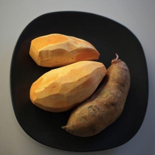 Süßkartoffelrezepte