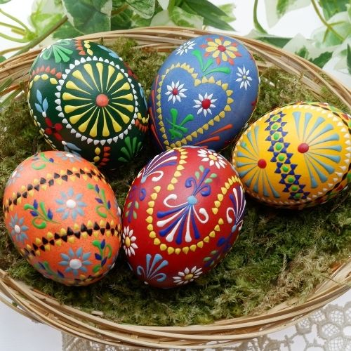 21 Easy Easter Egg Crafts For Kids And Adults – Easy Easter DIY Projects