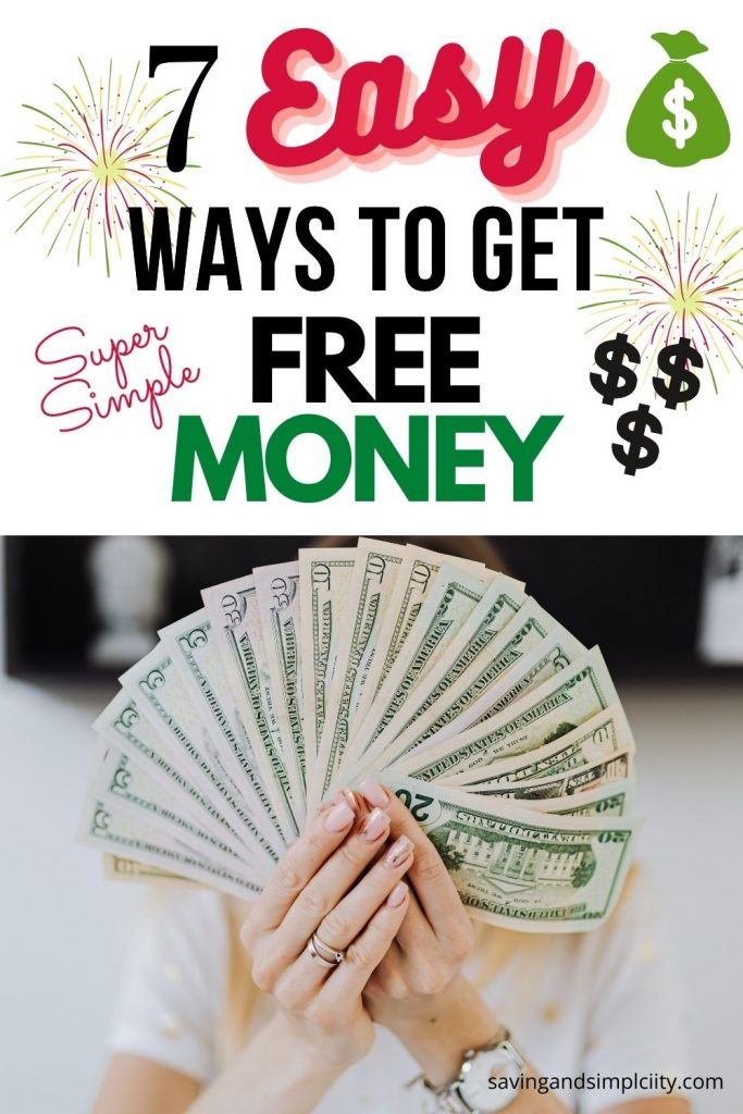 get free money