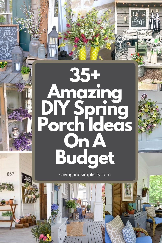 DIY auf ein Budget