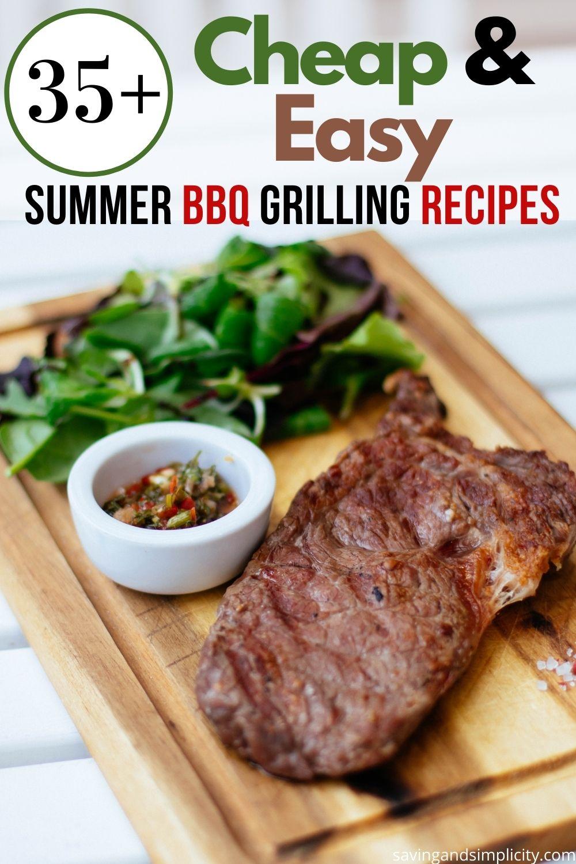 bbq grilling recipes